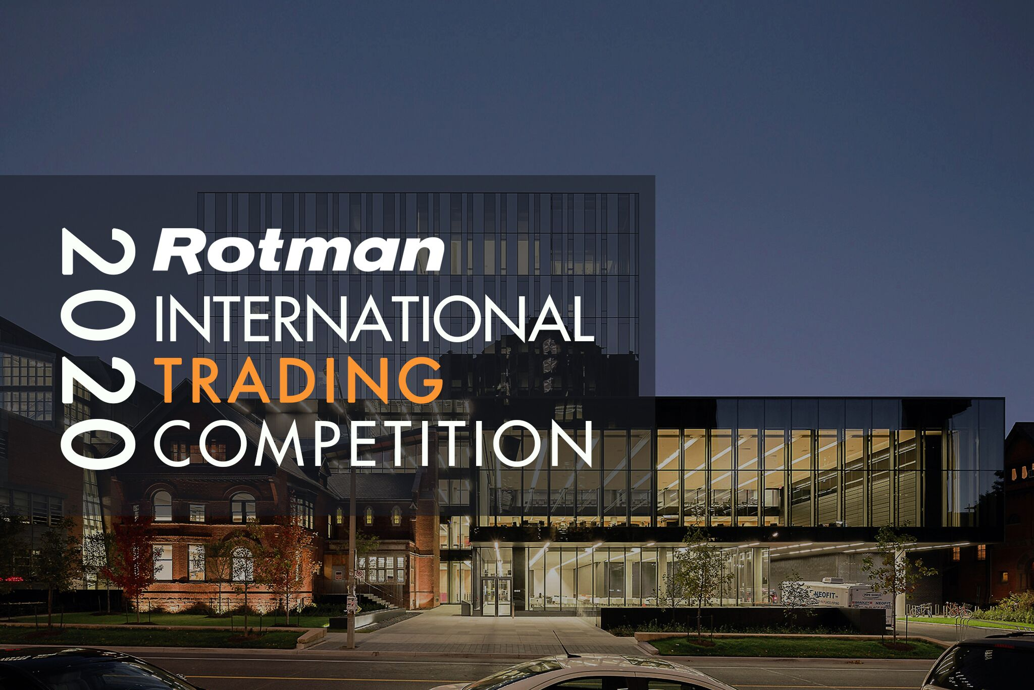 Rotman Interactive Trading Competition
